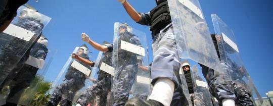 الأجهزة الأمنية في قطاع غزة- وكالات