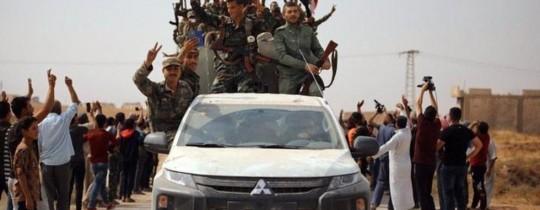 الجيش السوري- ارشيف