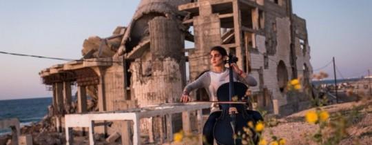 فيلم GAZA يترك مجموعة متنوعة من الشخصيات الحقيقية لتتحدث عن نفسها.