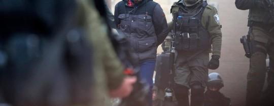 اعتقالات جيش الاحتلال - ارشيف