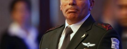 الرئيس الأسبق لهيئة أركان جيش الاحتلال
