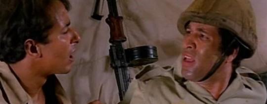 النجم الراحل سعيد صالح في مشهد من فيلم الرصاصة لاتزال في جيبي