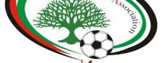شعار الاتحاد الفلسطيني لكرة القدم