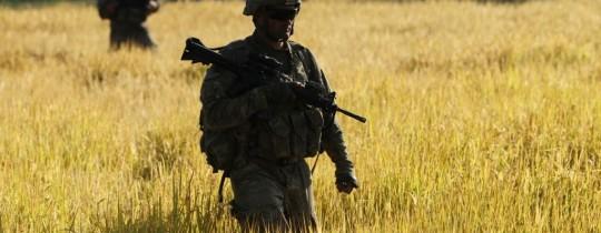 جنود أمريكان في افغانستان