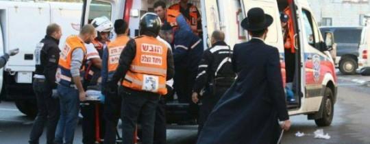 صورة أرشيفيّة- لعملية طعن في القدس