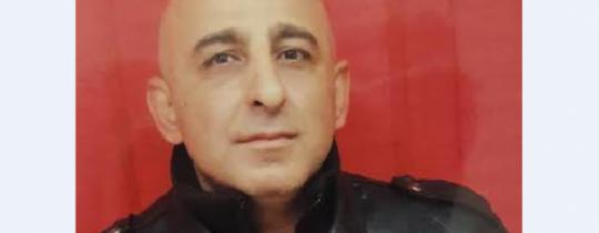 الأسير كميل أبو حنيش