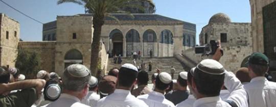 بات اقتحام المستوطنين للمسجد الاقصى تقليد يومي
