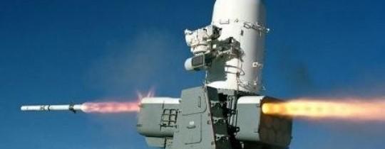 أرشيف: سلاح متطوّر لاعتراض الصواريخ قصيرة المدى
