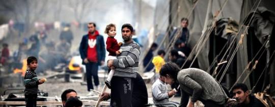 اللاجئون الفلسطينيين في سوريا... معاناة مستمرة