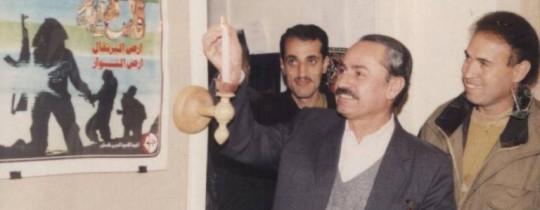 ابو علي مصطفى.. الثورة تعود للوطن