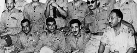 الضباط الذي أسقطوا العهد الملكي في مصر .. وأشعلوا ثورة 23 يوليو