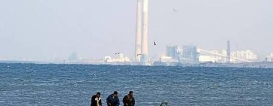 الصيادون الفلسطينيّون قبالة سواحل السودانيّة - شمال غرب مدينة غزة