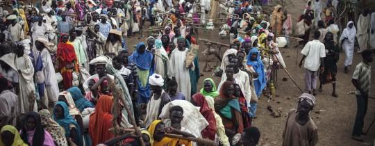 لاجئون من جنوب السودان