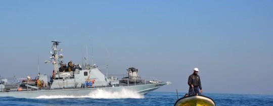 الاحتلال يؤجل قرار توسيع رقعة الصيد في بحر غزة ليومين إضافيين