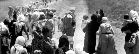 قرار التقسيم مهد فعليا للنكبة وتهجير الفلسطينيين
