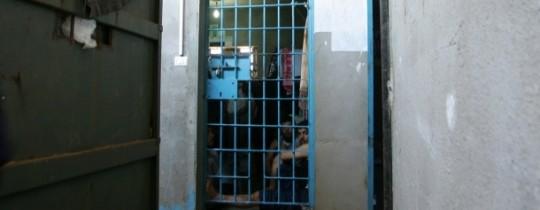 أسرى فلسطينيين في سجن مجدو - أرشيف