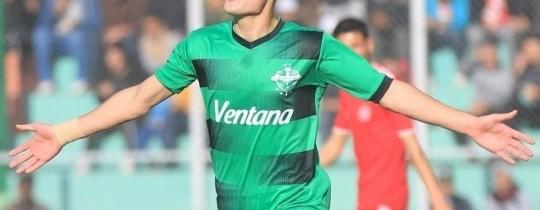 اللاعب الفلسطيني بدر موسى