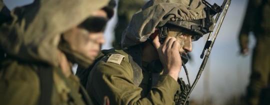 جنود الاحتلال- ارشيف