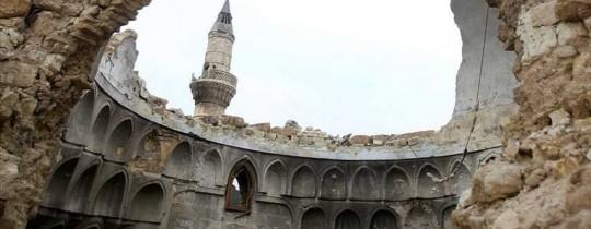 معلم تاريخي في حلب السورية