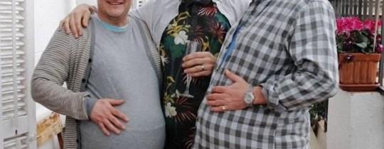 جيسن جوني وستيف، الرجال الحوامل