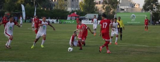 الاحتلال يسمح بإدخال باقي لاعبي شباب خانيونس والمباراة غداً