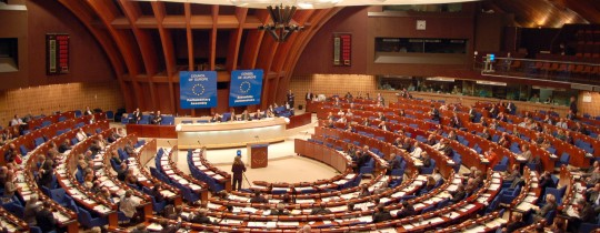 الجمعية البرلمانية لمجلس أوروبا