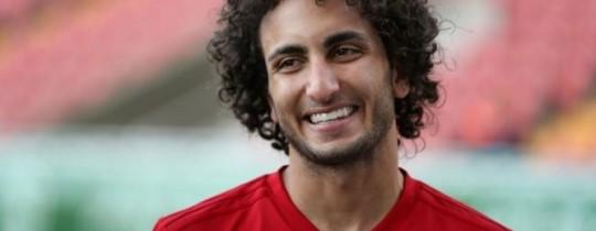 استبعاد اللاعب عمرو وردة من معسكر المنتخب المصري بعد فضيحة