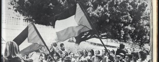 صورة من أرشيف الهدف
