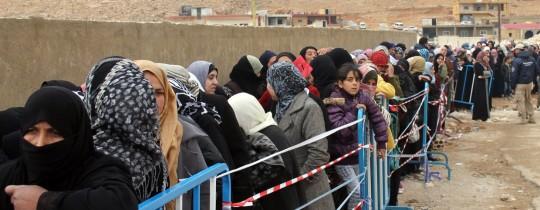 عودة النازحين السوريين. أرشيفية