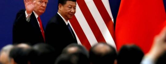 إذا استمرت التوترات بين الولايات المتحدة والصين في التصاعد فقد يتم جذب الخليج كوكيل في حرب باردة