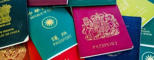 أقوى جوازات السفر (تعبيرية)