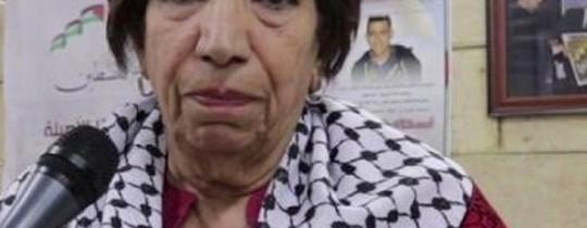 الموت يغيّب الكاتبة الفلسطينية عايدة النجار