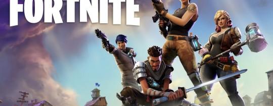 لعبة Fortnite