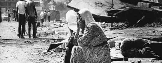 مجزرة صبرا وشاتيلا - ارشيف