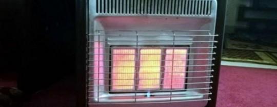 تعتمد العائلات في الأردن على مدافئ الغاز في التدفئة سيّما في ظل انخفاض درجات الحرارة بشكل كبير