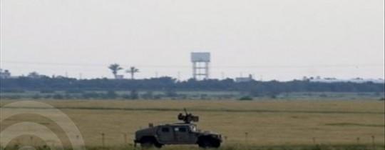 دورية لجيش الاحتلال شرق قطاع غزة