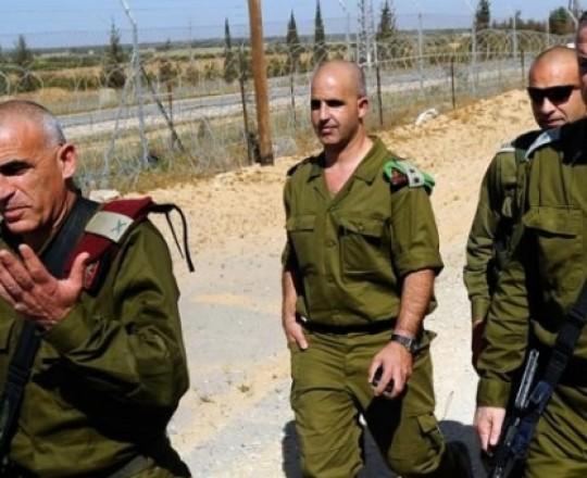 قادة جيش الاحتلال