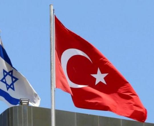 تركيا ودولة الاحتلال