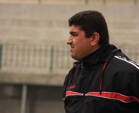 المدرب عماد هاشم