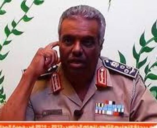 قائد سلاح الجو الليبي صقر الجروشي