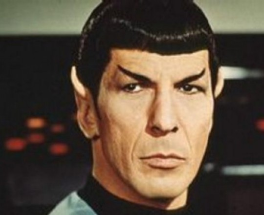 الممثل الأمريكي ليونارد نيموي، صاحب دور سبوك في فيلم الخيال العلمي الشهير