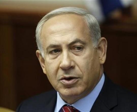 رئيس الوزراء الإسرائيلي وزعيم حزب الليكود بنيامين نتنياهو