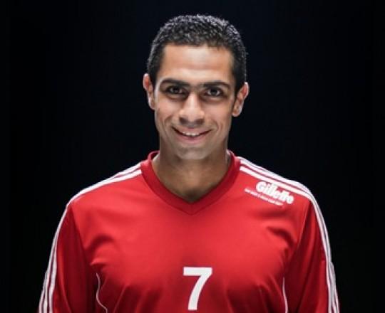 اللاعب: أحمد فتحي