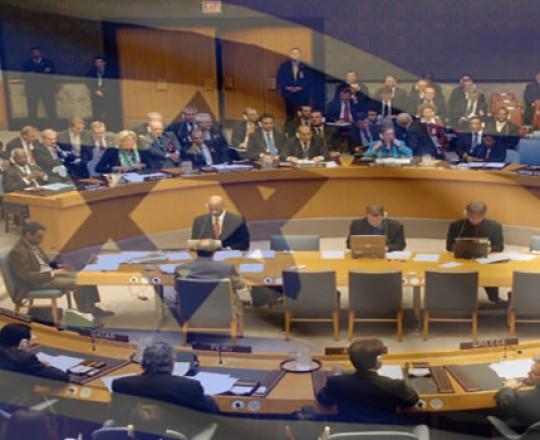 مجلس الأمن يقرر قبول  الكيان عضواً كاملاً في الأمم المتحدة