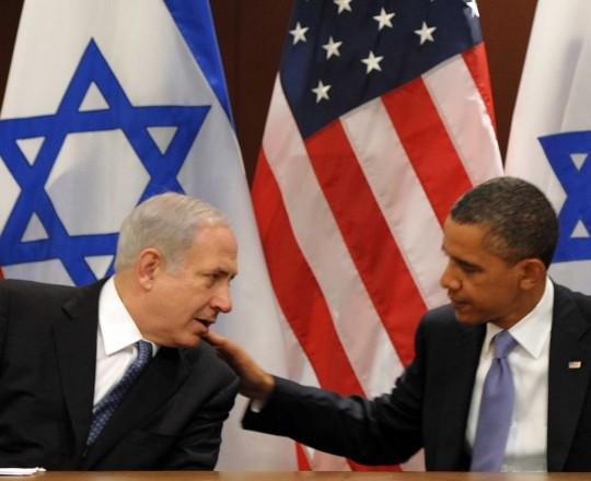 أوباما ونتنياهو