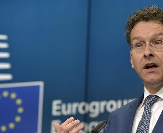 رئيس مجموعة اليورو يرون ديسلبلوم