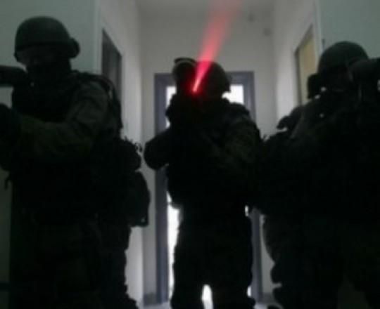 قوات القمع