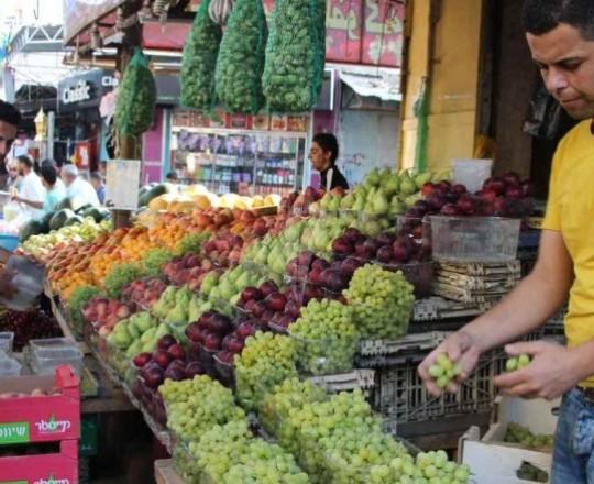 سوق فلسطيني- ارشيف