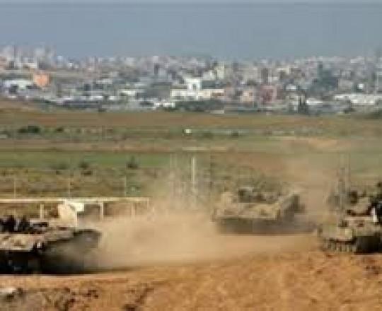 الاحتلال يستهدف مزارعي شرق خان يونس