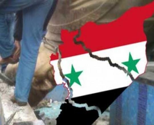 موقع عبري: مبادرة أمريكية روسية لتقسيم سوريا إلى دولتين